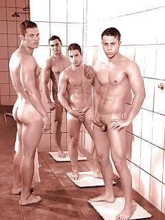 Gay Bathroom Pics